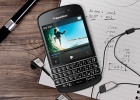 BlackBerry Q10 review: There and back again