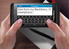 BlackBerry Z10 preview: First look