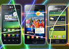 Galaxy S II vs. Galaxy S Plus vs. Optimus 2X: Head to head revisited