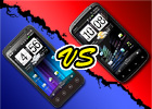 HTC EVO 3D vs. HTC Sensation 4G: Head to head - read the full text