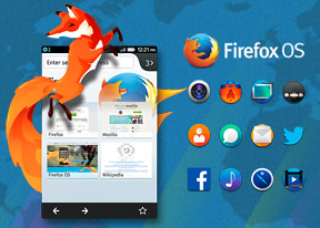 Firefox OS review: Burning bright