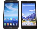 Galaxy Mega 63 vs. Ascend Mate