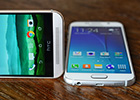 Samsung Galaxy S6 vs. HTC One M9: Dressed to kill
