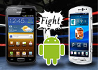 Galaxy W vs. Xperia Neo V: Vice Wersa - read the full text