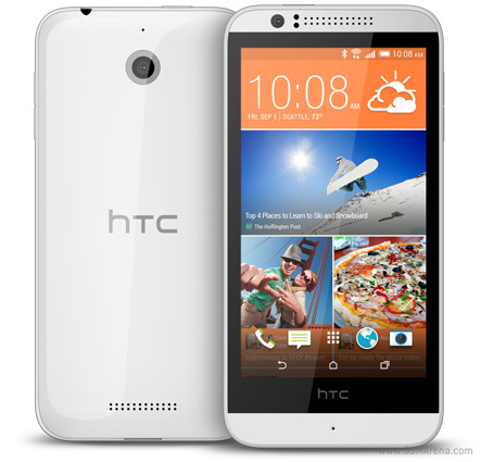 Low Priced: HTC  Desire 510 Full Specifications