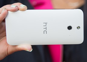 HTC One (E8) review: Traveling light