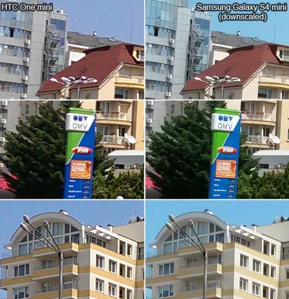 HTC One mini vs Samsung Galaxy S4 mini: Still camera quality