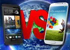 Samsung Galaxy S4 vs. HTC One: Army of two - read the full text