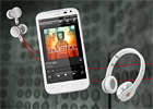 HTC Sensation XL review: Music and the beast - read the full text