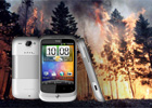 HTC Wildfire review: Desire Mini - read the full text