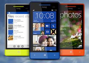HTC Windows Phone 8S review: Icebreaker