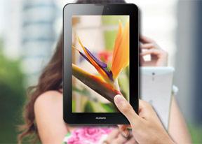 Huawei MediaPad 7 Vogue review: Budget extravagance