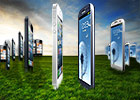Apple iPhone 5 vs. Samsung Galaxy S III: All rise