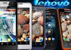 Lenovo K860, P700i, S880, S560 and A60+ hands-on: First look - read the full text