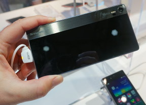 MWC 2015: Lenovo  hands-on