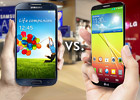 Samsung Galaxy S4 vs. LG G2: Neighbor squabble