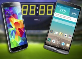 LG G3 vs Samsung Galaxy S5: South Korean derby