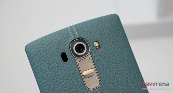 LG G4 preview: Still and video camera