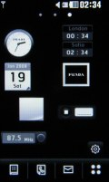 LG KF900 Prada