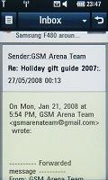 LG KM900 Arena