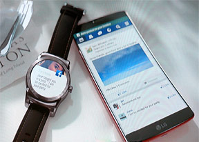 LG 2015: LG Watch Urbane, LG Magna, Spirit, Leon, Joy hands-on