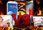 LG Optimus G v Samsung Galaxy S III: Beast wars
