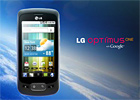 LG Optimus One P500 review: One and a half