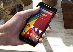 Motorola Moto G (2014) review: Baby steps