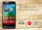 Motorola RAZR i hands-on: First look