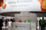 Sony Ericsson booth