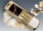 Nokia 8800 Gold Arte review: Born with a silver spoon - read the full text