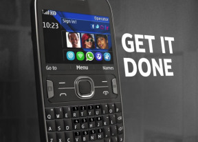 Nokia Asha 302 review: E-serious