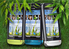Nokia C5-03 review: Green cadet