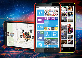 Nokia Lumia 1320 review: Playing by the book