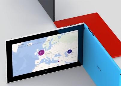 Nokia Lumia 2520 review: Big and bold