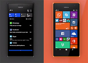 Nokia Lumia 730/735 review: Golden mean