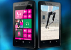 Nokia Lumia 810 review: Back in black