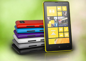 Nokia Lumia 820 review: Backup squad