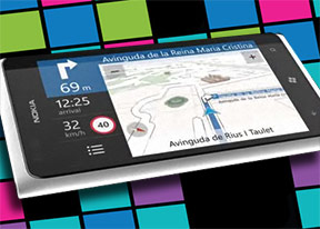 Nokia Lumia 900 review: Europass