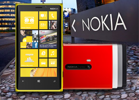 Nokia Lumia 920 review: The Luminary
