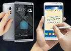 HTC One Max vs. Samsung Galaxy Note 3: Heavy hitters