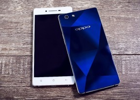 Oppo R1x review: Sleek geometry