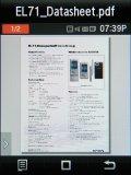 Samsung Armani phone