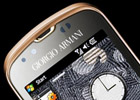 Samsung B7620 Giorgio Armani preview: First look - read the full text