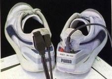 Vintage sneakers