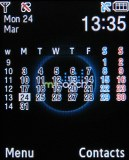 Samsung F110 Adidas screenshot