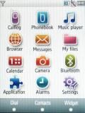 Samsung F480 Touch UI
