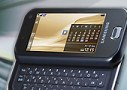Samsung F700 review: Tap or type