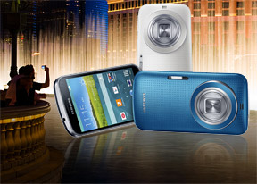 Samsung Galaxy K zoom review: Zoom-zoom