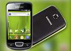 Samsung Galaxy Mini S5570 Preview: First Look